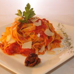 Tagliatte Siciliana